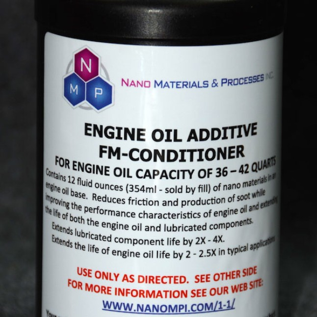 Fm-conditioner (for 36-42 Qt  Oil Capacity) | Nanotechnology