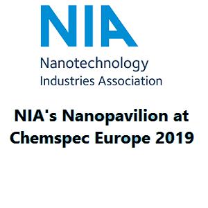 NIA's Nanopavilion at Chemspec Europe 2019 | Basel