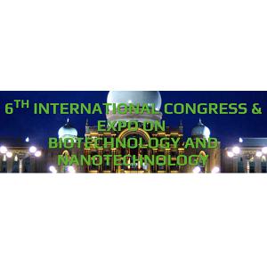 6th International Congress Expo On Biotechnology And Nanotechnology BioNanotech 2019