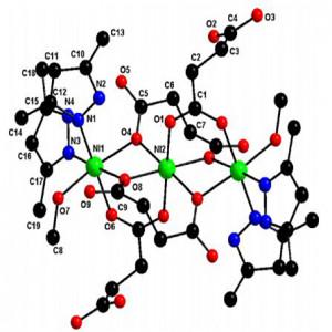 J. Li et al., Inorganica Chimica Acta 362 (2009) 2788