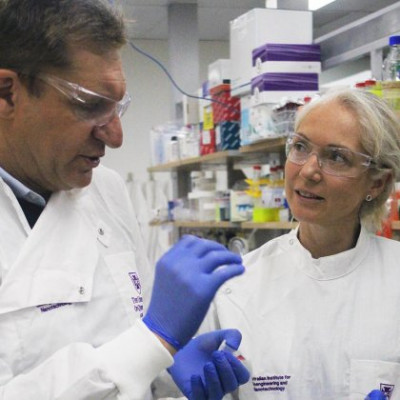 A Gold Mining Company Supports Rapid Cancer Test Study