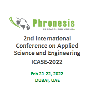 2nd International Conference on Applied Science and Engineering ICASE-2022