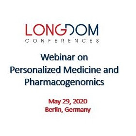 Webinar on Personalized Medicine and Pharmacogenomics