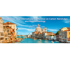 ICCNN 2019 : 21st International Conference on Carbon Nanotubes and Nanotechnology