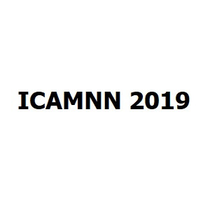 ICAMNN 2019 : 21st International Conference on Advanced Material, Nanoscience and Nanotechnology