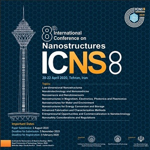 8th International Conference on Nanostructures (ICNS8)