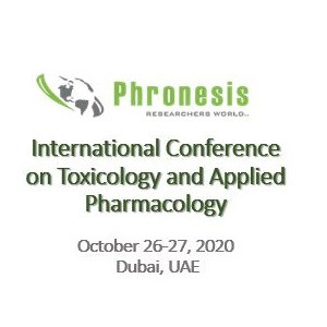 International Conference on Toxicology And Applied Pharmacology