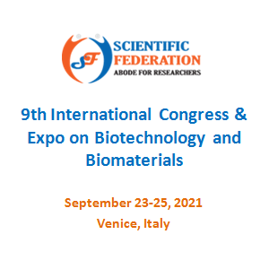 9th International Congress & Expo On  Biotechnology And Biomaterials