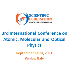 3rd International Conference On Atomic, Molecular And Optical Physics