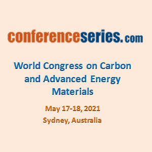 World Congress on  Carbon and Advanced Energy Materials