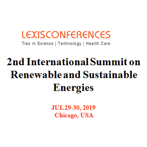 2nd International Summit on Renewable and Sustainable Energies