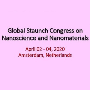 Global Staunch Congress on Nanoscience and Nanomaterial
