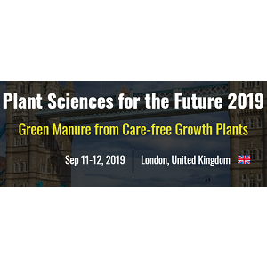 Plant Sciences for the Future 2019