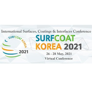 The Surfaces, Coatings and Interfaces International Conference (SurfCoat Korea 2021)