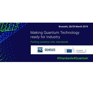 Making Quantum Technology ready for Industry: Putting Science into Standards