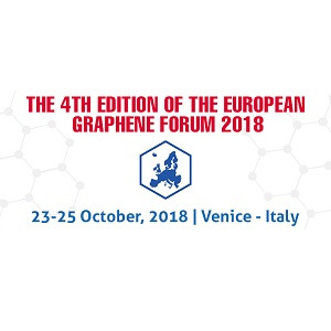 4th Edition of the European Graphene Forum 2018
