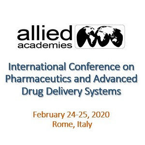 International Conference on Pharmaceutics and Advanced Drug Delivery Systems
