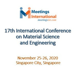 17th International Conference on Material Science and Engineering
