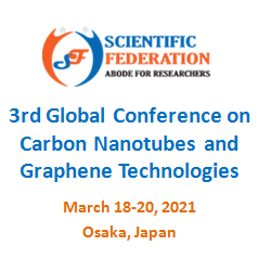 3rd Global Conference On  Carbon Nanotubes And Graphene Technologies