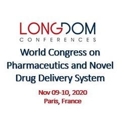 World Congress on Pharmaceutics and Novel Drug Delivery System