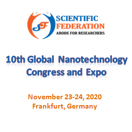 10th Global Nanotechnology Congress and Expo – Nano-2020