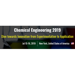 Chemical Engineering 2019