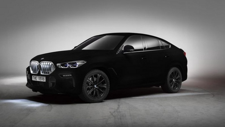 BMW Employs Nano-enhanced Paint to Make the Blackest Car Ever