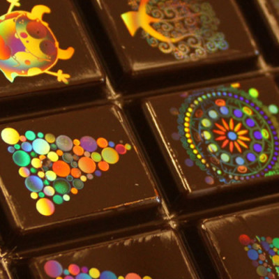 Edible Holograms could Someday Decorate Foods