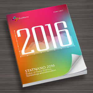 A Statistical Report on Nanotechnology Status in 2016