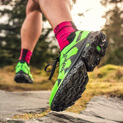 Inov-8 Launches New Graphene-enhanced Trail Running Shoes