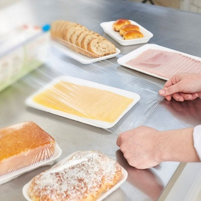 This Plastic Film Used in Food Packaging Can Inactivate COVID