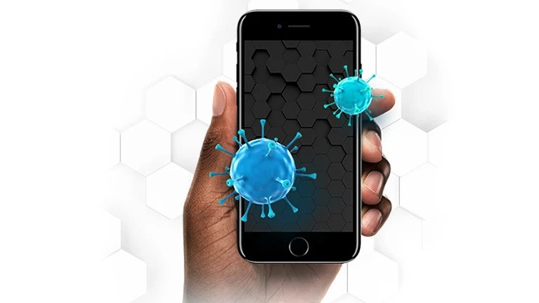 Your Phone Is Dirtier Than a Toilet Seat! Here Is Nanotechnology's Solution