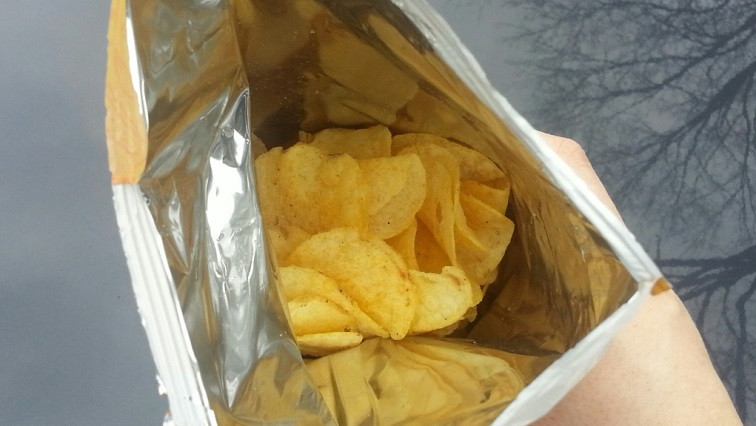 Crisp Packets Can be Recycled Thanks to Nanotechnology