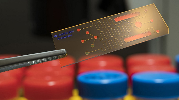 RIT's Lab-on-chip Device Uses Magnetic Nano-beads to Detect Viruses and Bacteria