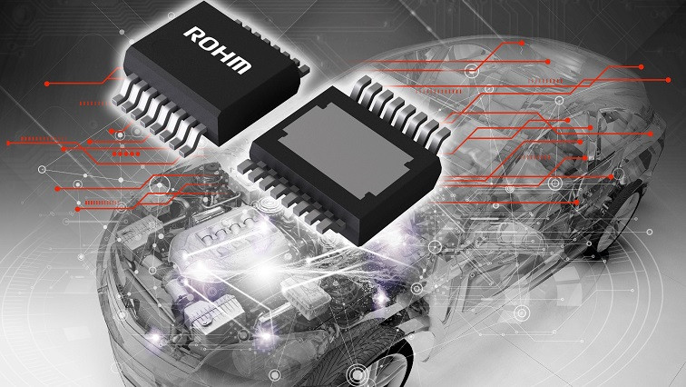 ROHM's Nano Cap™ Technology Reduces Capacitance in Power Supply Circuits