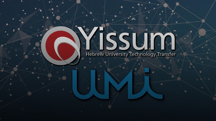 Japan's UMI and Yissum Uniting Innovation and Cooperation