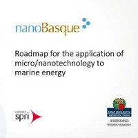 Roadmap of Application of Nanotechnology to Marine Energy