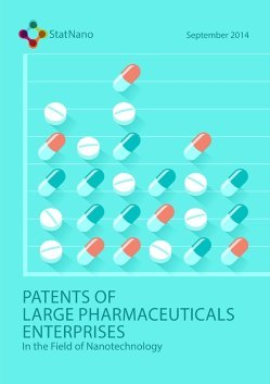Patents of Large Pharmaceutical Enterprises in the Field of Nanotechnology
