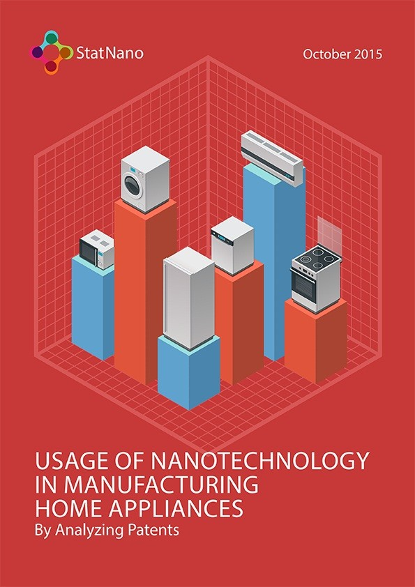 Usage of Nanotechnology in Manufacturing Home Appliances by Analyzing Patents