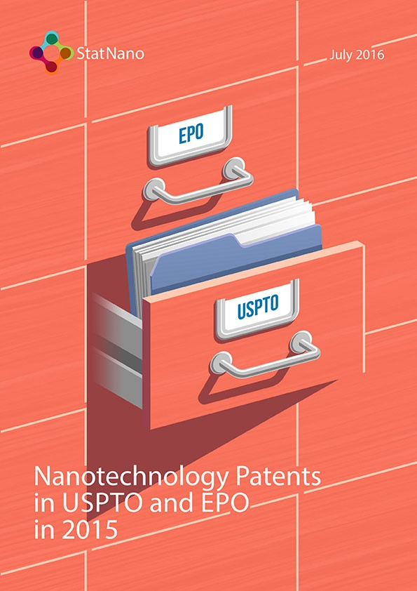 Nanotechnology Patents in USPTO and EPO in 2015